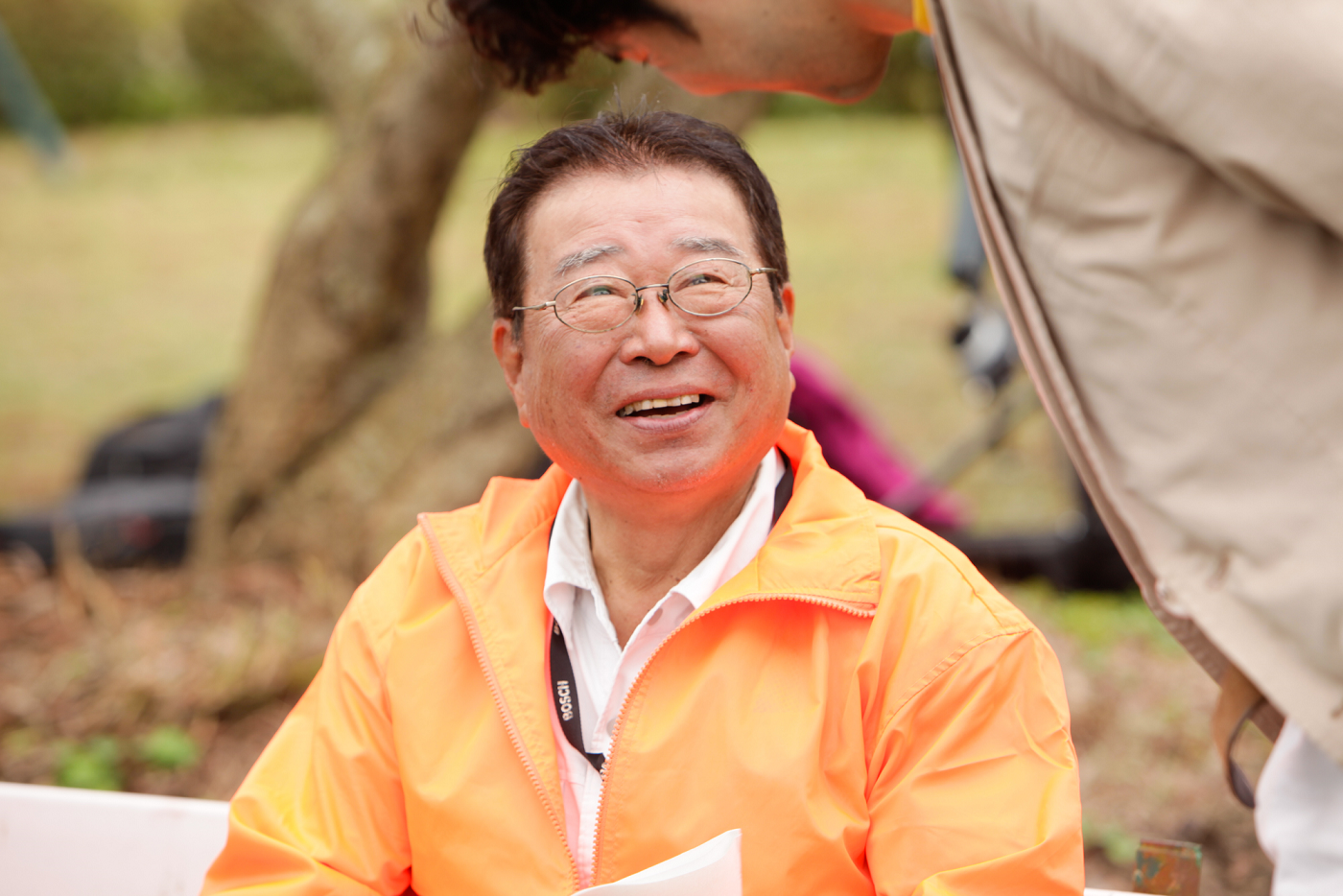 島田正治さん